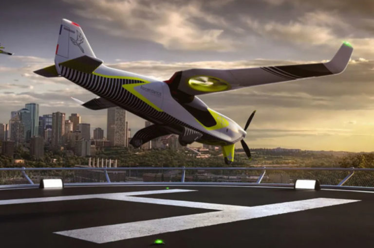 Thales, Idemia… 30 companies choosen to set up the Urban Air Mobility ecosystem